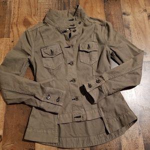 XS Rag & Bone Military Jacket